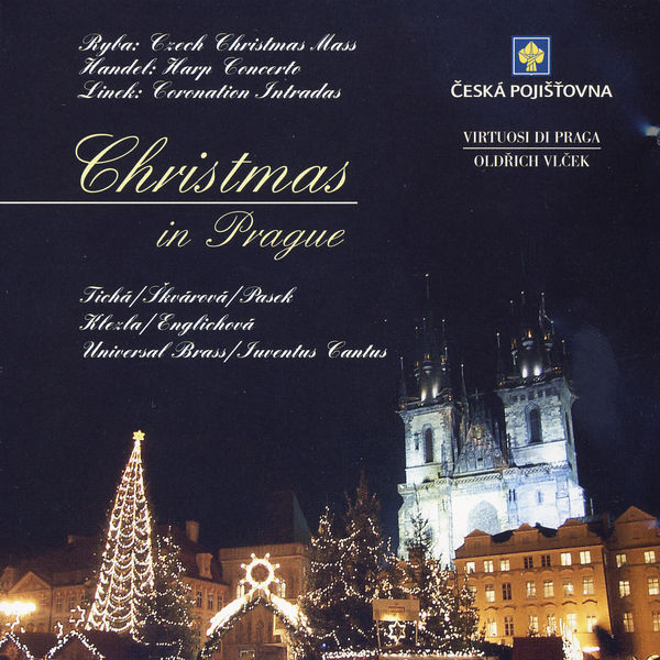 Oldrich Vlcek - Christmas In Prague