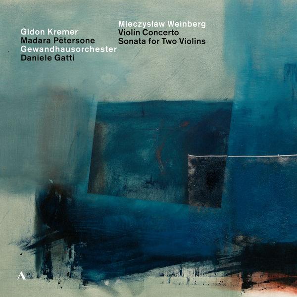 Gidon Kremer - Weinberg: Violin Concerto & Sonata for 2 Violins (Live)