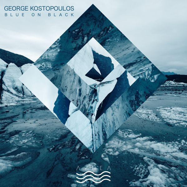 George Kostopoulos - Blue on Black