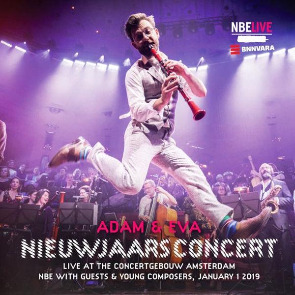 Nederlands Blazers Ensemble - Adam & Eva Nieuwjaarsconcert (Live)