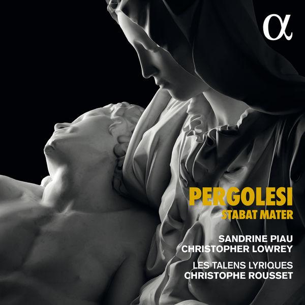 Christophe Rousset - Pergolesi : Stabat Mater
