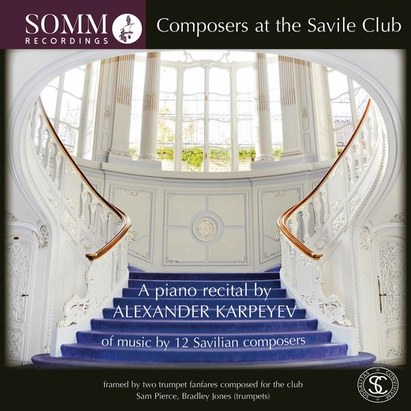 Sam Pierce - Composers at the Savile Club