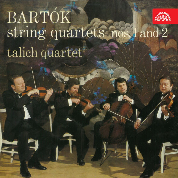Talich Quartet - Bartók: String Quartets