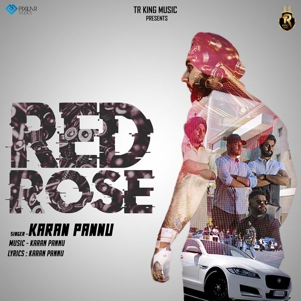 Karan Pannu - Red Rose