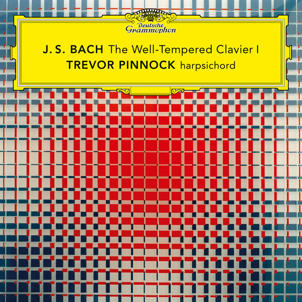 Trevor Pinnock - J.S. Bach: The Well-Tempered Clavier, Book 1, BWV 846-869