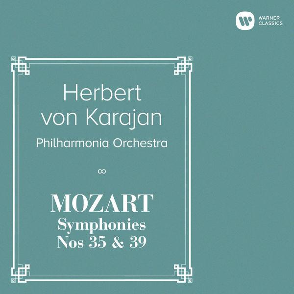Herbert von Karajan - Mozart: Symphonies Nos 35 & 39