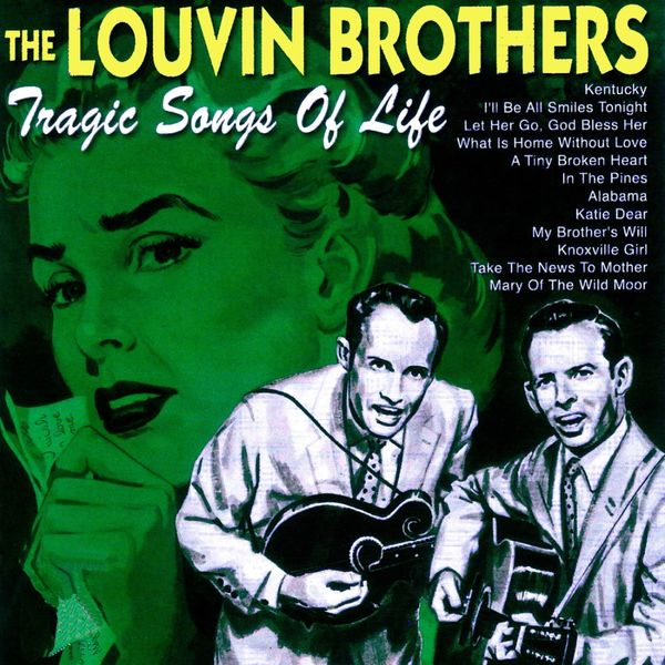 The Louvin Brothers - Tragic Songs Of Life 1956