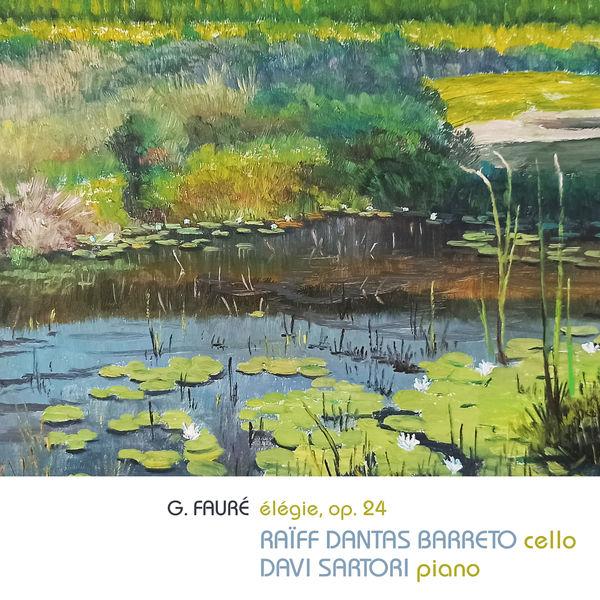 Raiff Dantas Barreto - Élégie, Op. 24 (Live)