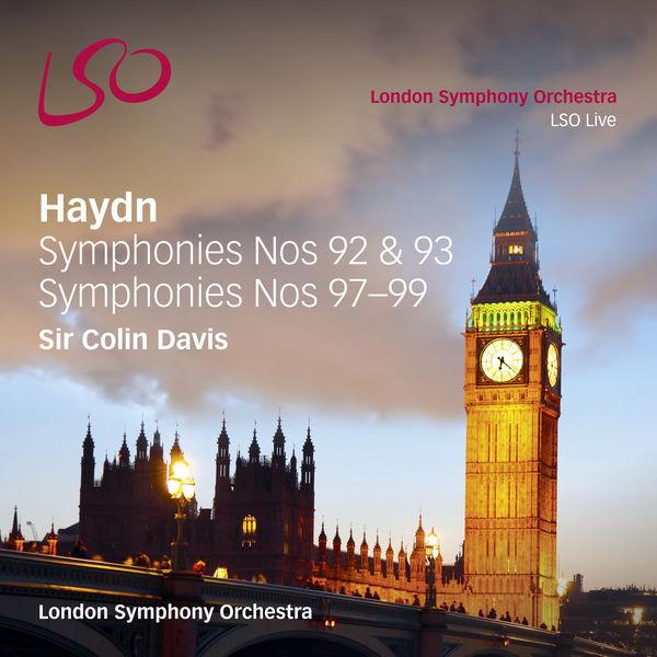 London Symphony Orchestra - Haydn: Symphonies Nos. 92, 93, & 97-99