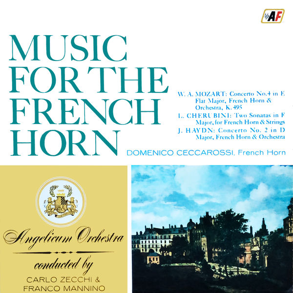 Angelicum Orchestra - Music For The French Horn