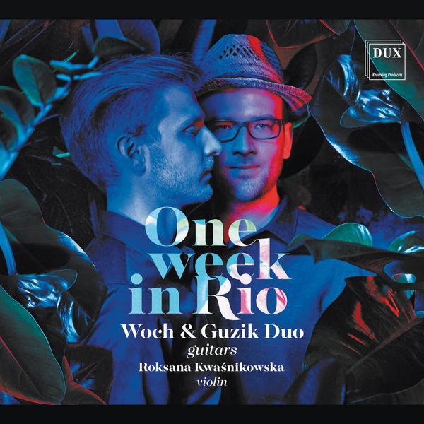Adam Woch - One Week in Rio