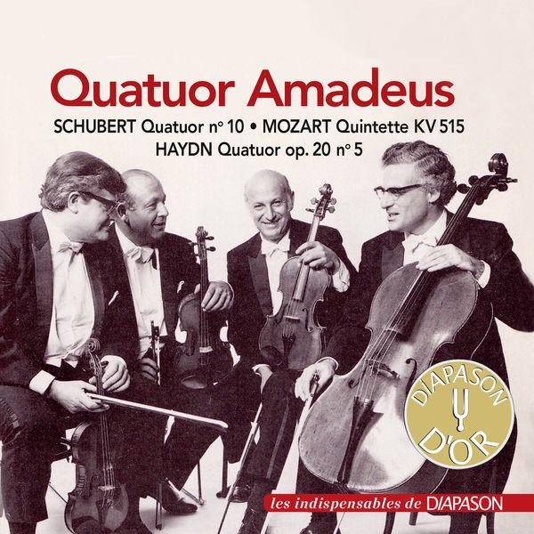 Amadeus Quartet - Haydn, Mozart, Schubert