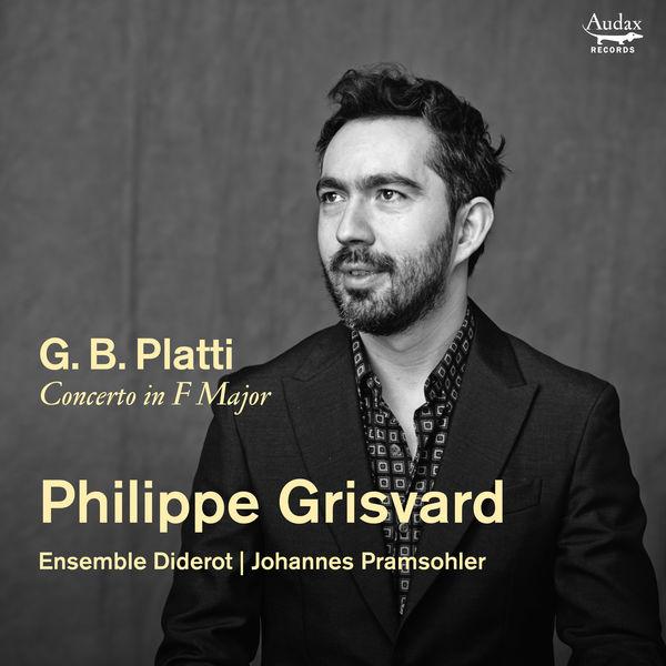 Philippe Grisvard - Platti: Harpsichord Concerto in F Major