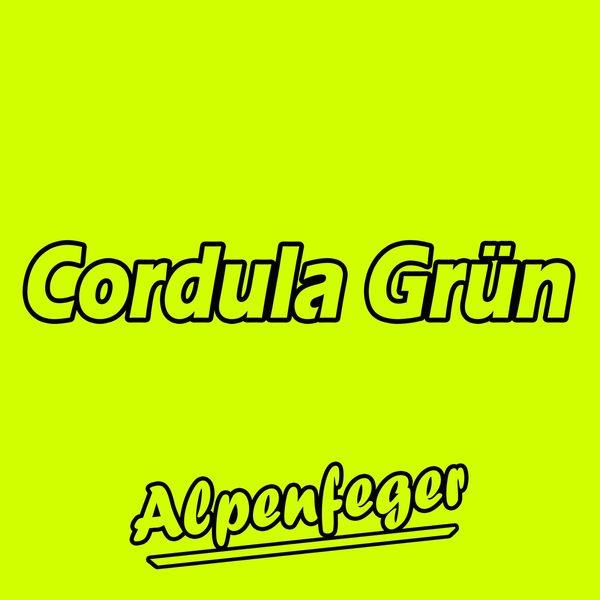 Alpenfeger - Cordula Grün