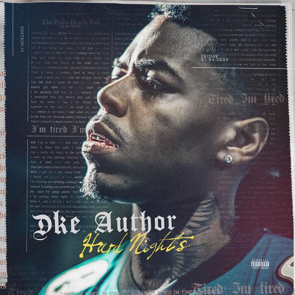 DKE Author - Hard Nights