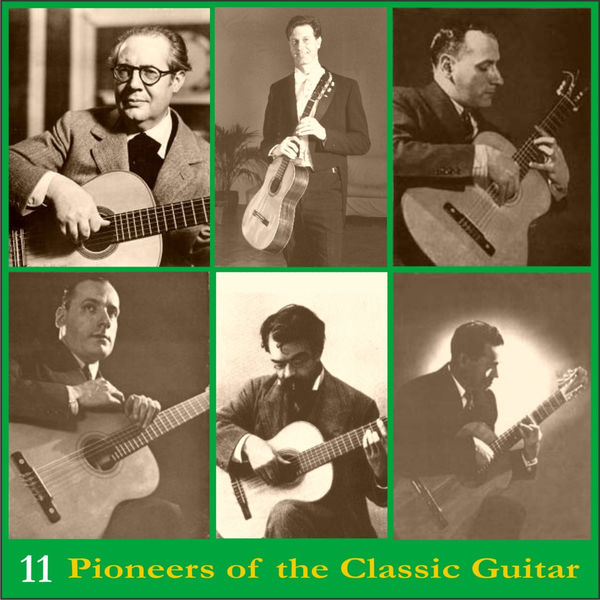Julio Martinez Oyanguren - Pioneers of the Classic Guitar, Volume 11 - Recordings 1937-1941