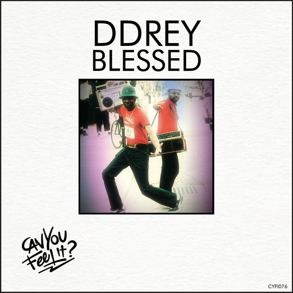 DDRey - Blessed