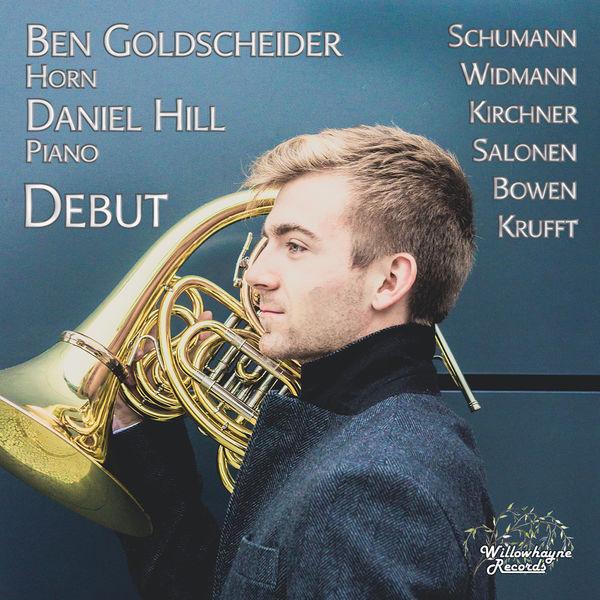 Ben Goldscheider - Debut