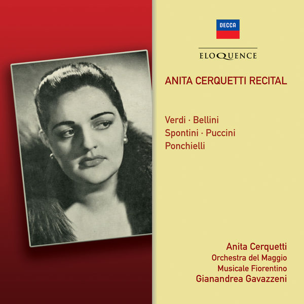 Anita Cerquetti - Anita Cerquetti Recital