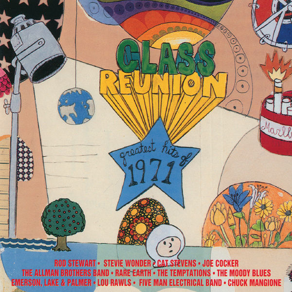 Various Artists - Class Reunion '71: Greatest Hits Of 1971