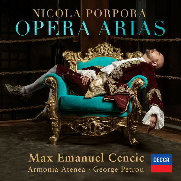 Max Emanuel Cencic - Nicola Porpora : Opera Arias
