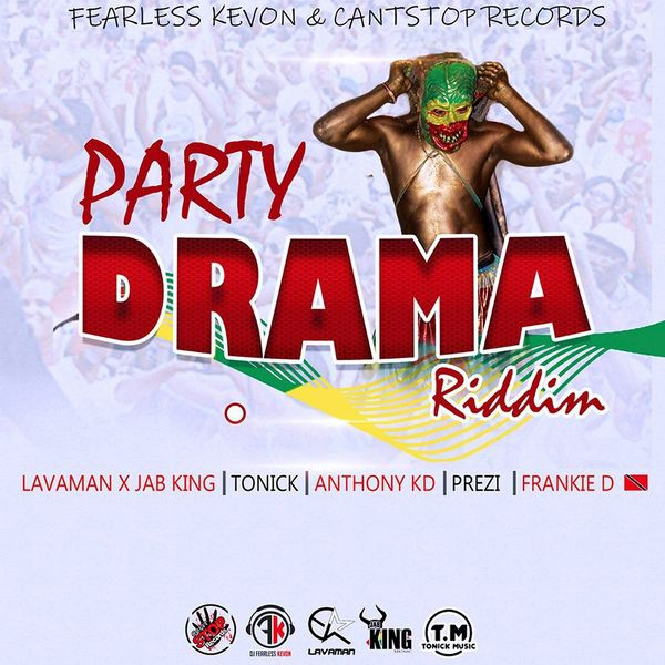 Various Artists|Party Drama Riddim