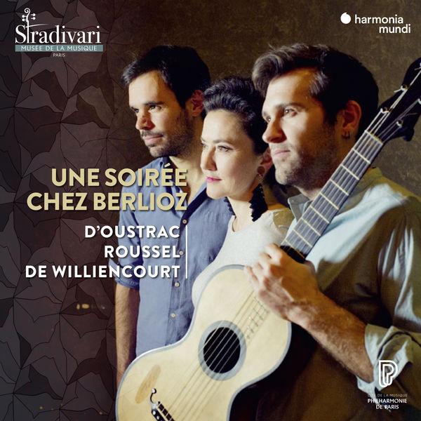 Stéphanie d'Oustrac - Une soirée chez Berlioz