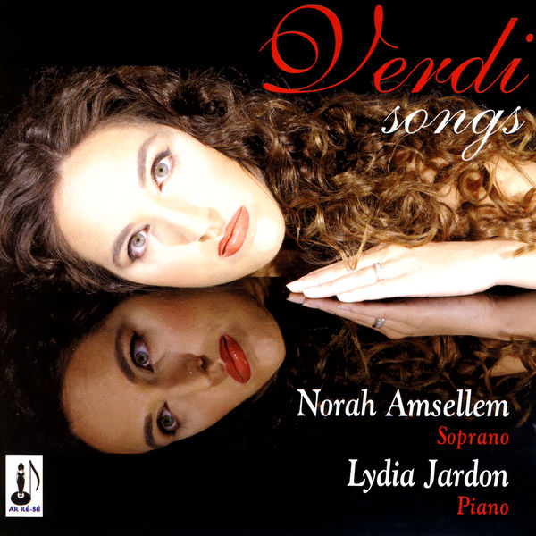 Norah Amsellem - Verdi Songs