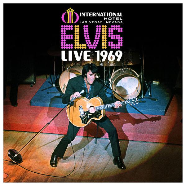 Album Live 1969, Elvis Presley | Qobuz