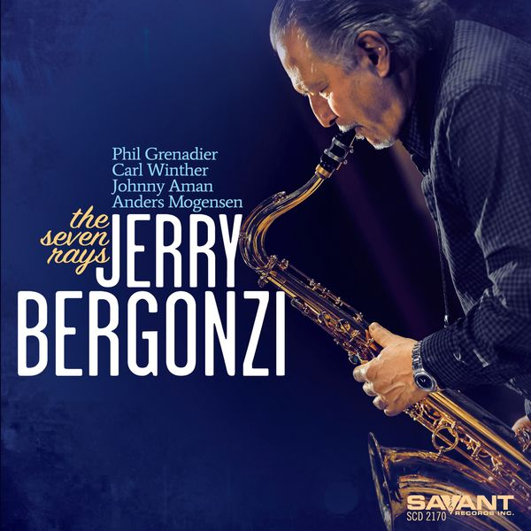 Jerry Bergonzi - The Seven Rays