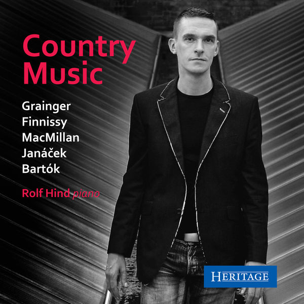 Percy Grainger - Country Music