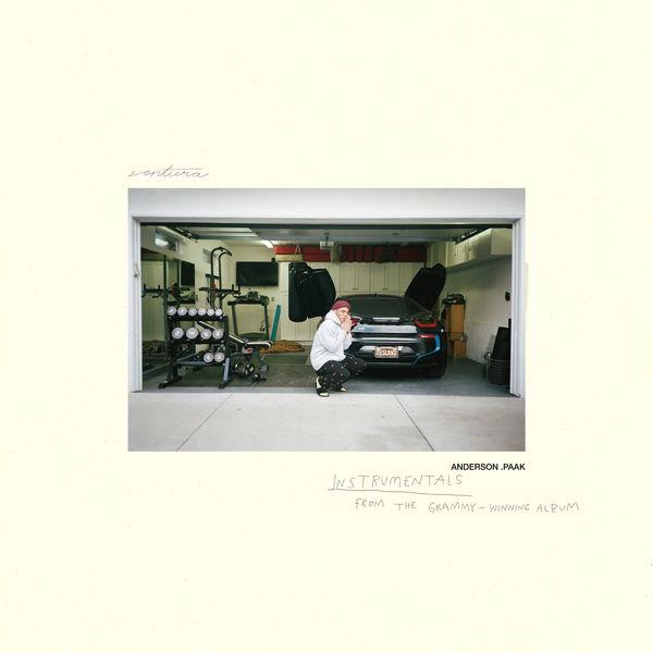 Anderson .Paak Ventura  (Instrumentals)