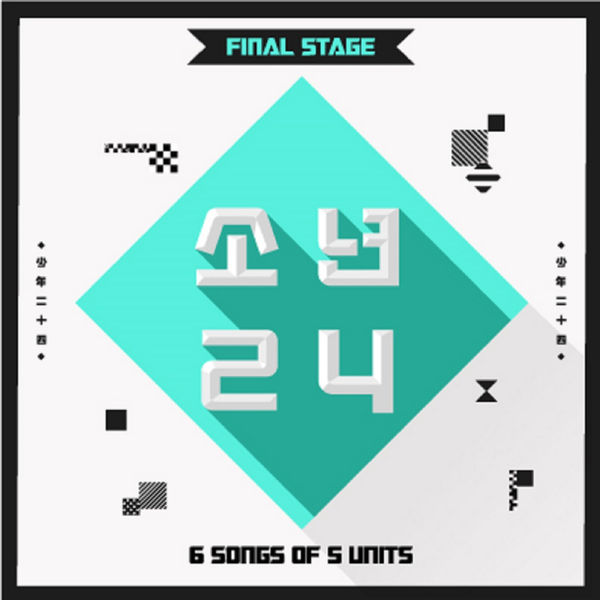 Various Interprets - Boys24 Final Stage