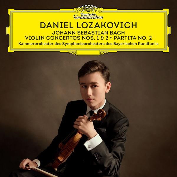 """Afficher """"Concertos pour violon, cordes et continuo, n°1, la mineur, BWV 1041 ; n°2 en mi Majeur, BWV 1042"""""""