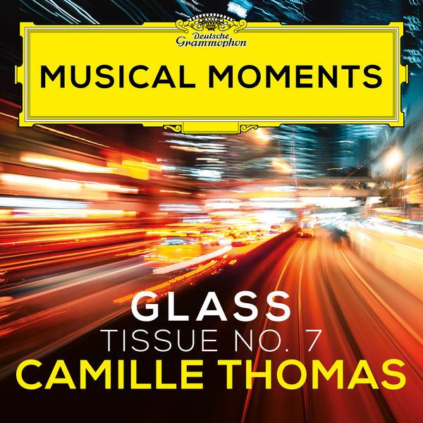 Camille Thomas - Glass: Tissue No. 7