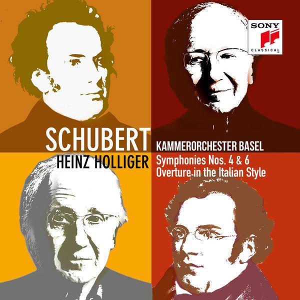 Kammerorchester Basel - Schubert: Symphonies Nos. 4 & 6
