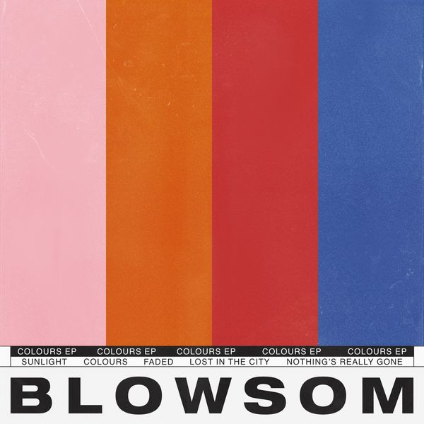 BLOWSOM - Colours
