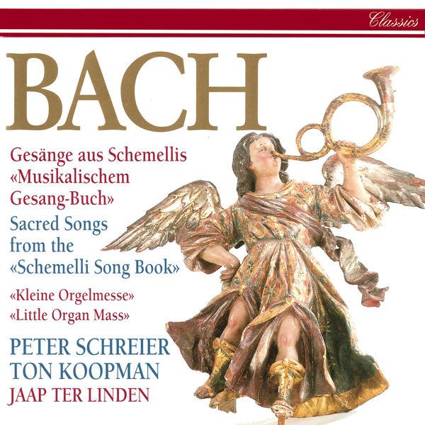 Peter Schreier - Bach, J.S.: Schemelli-Gesänge; Kleine Orgelmesse
