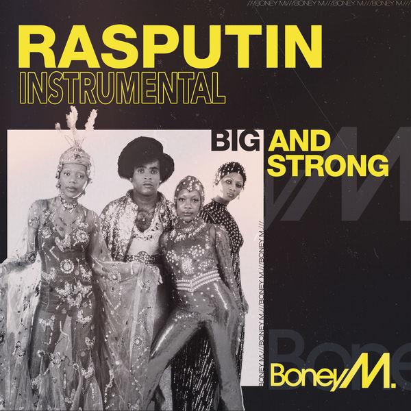 Boney M. - Rasputin (Instrumental)