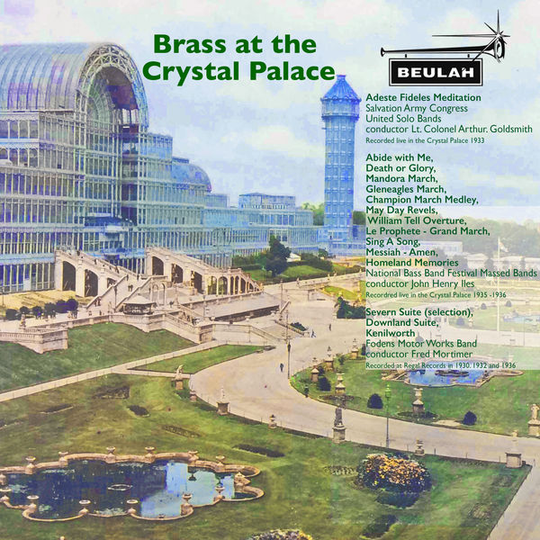 Various Artists - Brass at the Crystal Palace