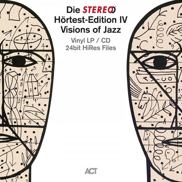 Various Artists - Die Stereo Hörtest Edition IV (Visions of Jazz)