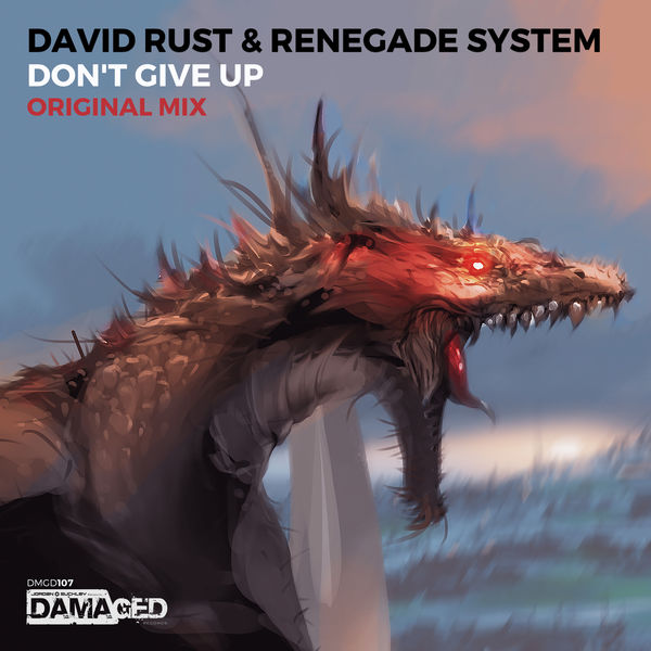 David Rust - Don't Give Up