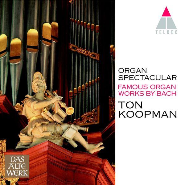 Ton Koopman - Organ Spectacular
