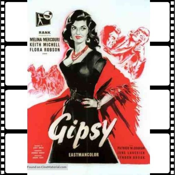 """Karl Malden, Rosalind Russell - You'll Never Get Away From Me (From """"Gipsy"""" Original Soundtrack)"""