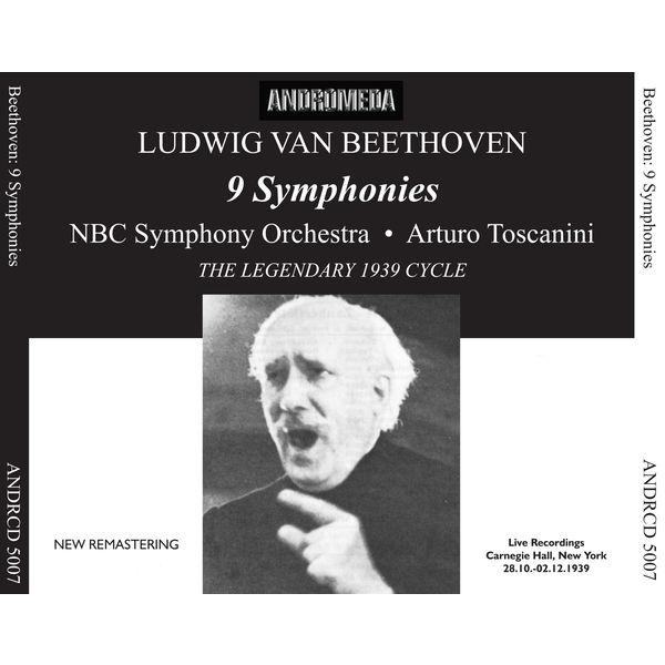 NBC Symphony Orchestra - Beethoven: 9 Symphonies