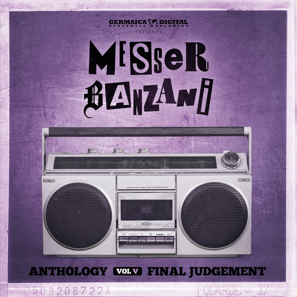 Messer Banzani - Anthology, Vol. 5 - Final Judgement