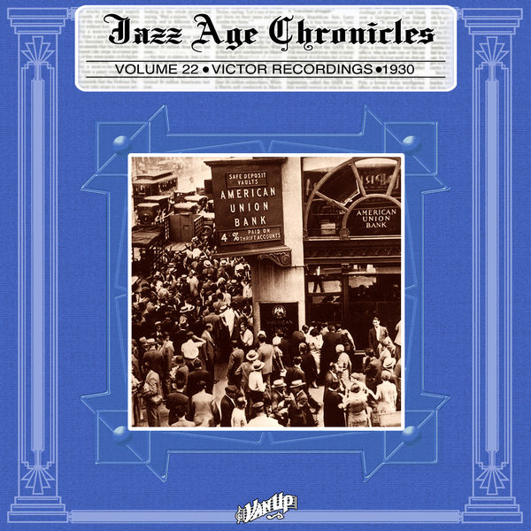 Various Artists - Victor Recordings 1930 (Jazz Age Chronicles, Vol. 22)