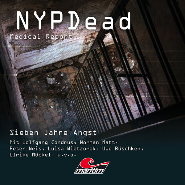 NYPDead - Medical Report - Folge 10: Sieben Jahre Angst