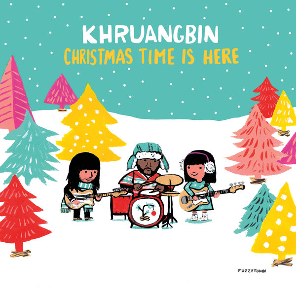 Khruangbin - Christmas Time Is Here b/w Christmas Time Is Here (Version Mary)
