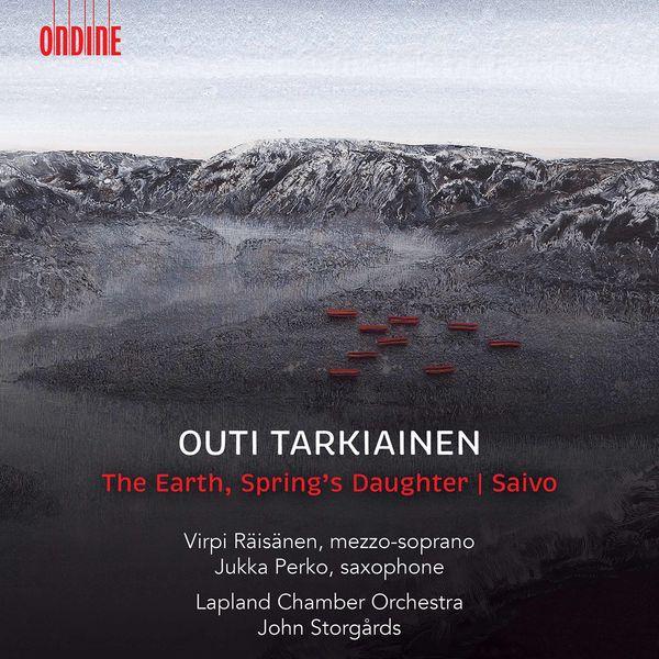 """Virpi Raisanen - Outi Tarkiainen: The Earth, Spring's Daughter & Saxophone Concerto """"Saivo"""""""